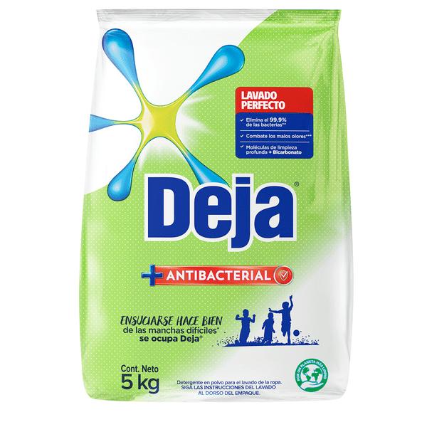 Deja Polvo Antibacterial paquete