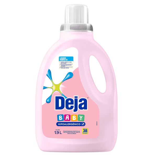 Deja Líquido Baby Botella paquete